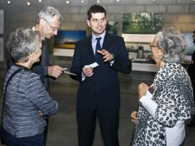 Vicedirector and Chief Curator Thomas Strug