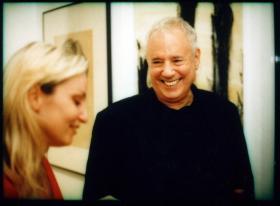 Silke Grabinger and Amos Schueller
