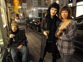 Michael, Nathalie Rosenthal & Melina