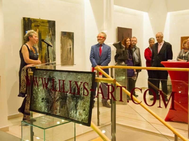 Opening speech held by Martina Pippal