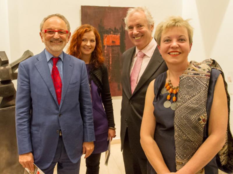 Kristian Scheed, Lilly Setzer, Amos Schueller & Martina Pippal