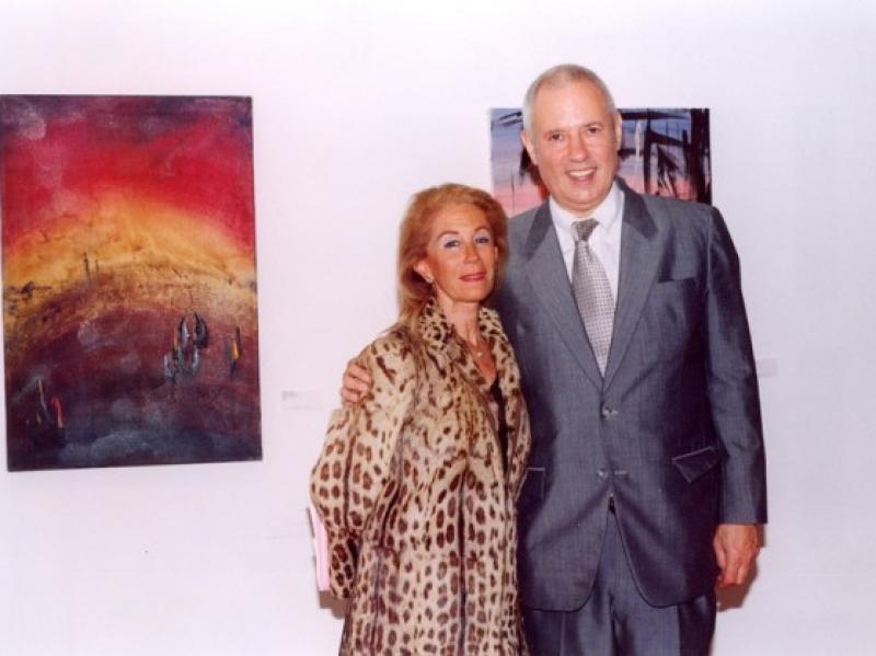 Rosanna Carozzi - Amos Schueller