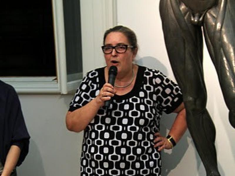 Eva Blimlinger, rector of the Academy of Fine Arts