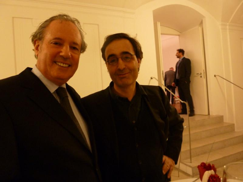 Amos Schueller & Paul Gulda