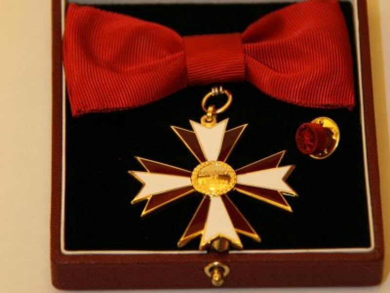 Austrian Cross for Services Rendered to Science and the Arts