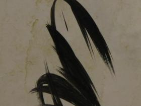 Without Title (1957)   Ink on Paper   20 x 31 cm