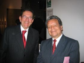 Alfonso Ronge - Jorge Bayona