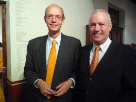 Mr. Carlos Felipe de Habsburgo; Amos Schueller